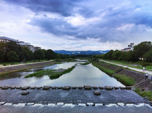 Kyoto today